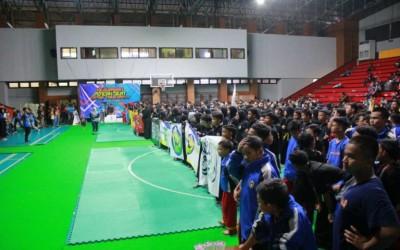 SMPN 287 Jakarta Borong Piala Kejuaraan SATRIA OPEN Jakarta Timur