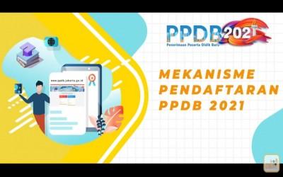 MEKANISME TAHAPAN PELAKSANAAN PPDB DARING PROVINSI DKI JAKARTA TAHUN PELAJARAN 2021/2022