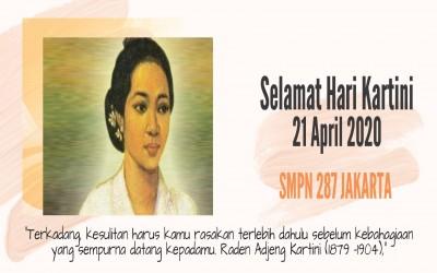 Selamat Hari Kartini 21 April 2020
